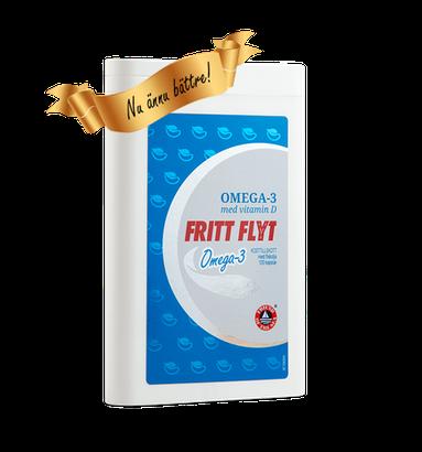 Fritt flyt omega 3 test